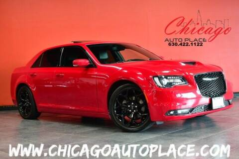 2016 Chrysler 300 for sale at Chicago Auto Place in Bensenville IL