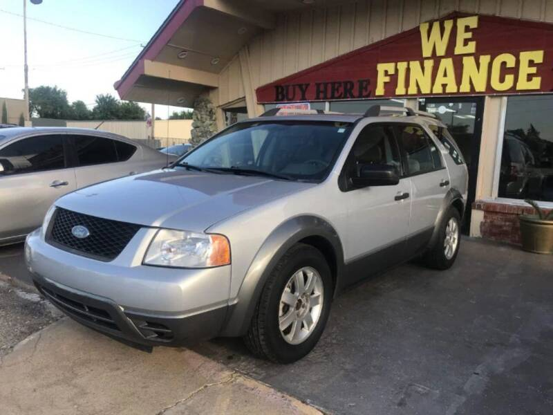 2005 Ford Freestyle for sale at Caspian Auto Sales in Oklahoma City OK