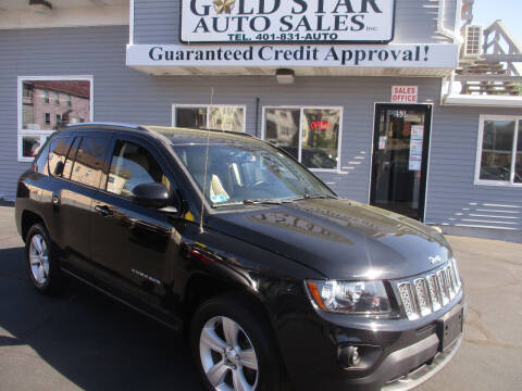 2014 Jeep Compass for sale at Gold Star Auto Sales in Johnston RI
