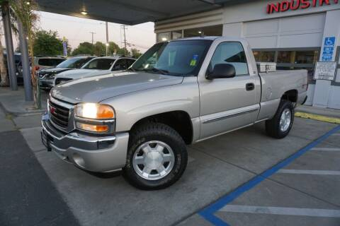 2007 GMC Sierra 1500 Classic for sale at Industry Motors in Sacramento CA