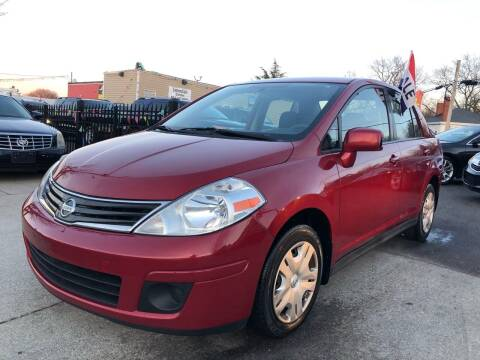 2011 Nissan Versa for sale at Crestwood Auto Center in Richmond VA