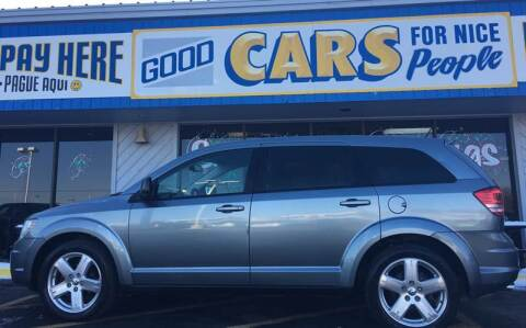 2009 Dodge Journey for sale at Good Cars 4 Nice People in Omaha NE
