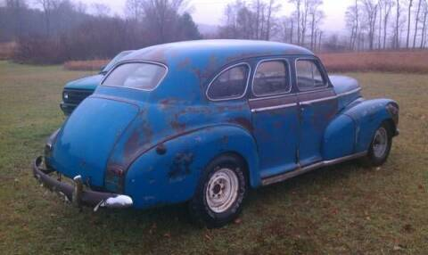 1946 Chevrolet Fleetmaster for sale at Haggle Me Classics in Hobart IN