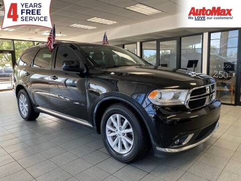 2014 Dodge Durango for sale at Auto Max in Hollywood FL