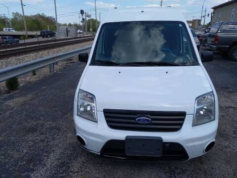 2011 Ford Transit Connect for sale at Discovery Auto Sales in New Lenox IL