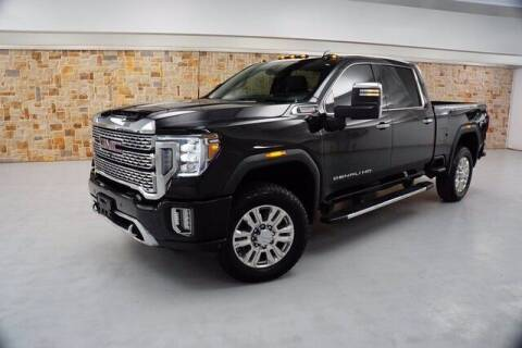 2020 GMC Sierra 2500HD for sale at Jerry's Buick GMC in Weatherford TX