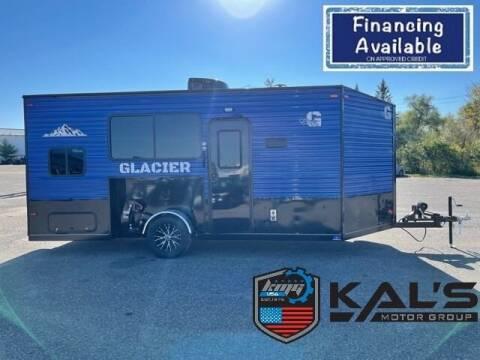 2022 Glacier 17 RD  for sale at Kal's Motorsports - Fish Houses in Wadena MN
