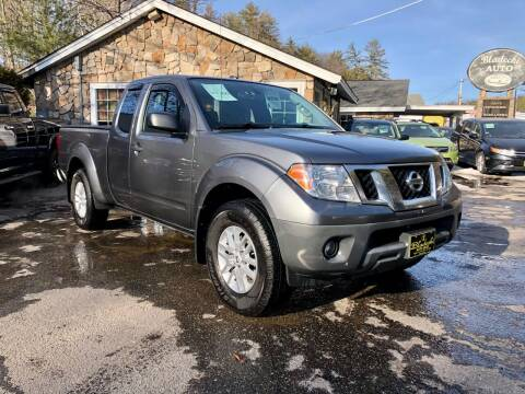 2016 Nissan Frontier for sale at Bladecki Auto in Belmont NH