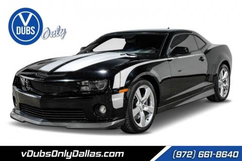 2010 Chevrolet Camaro for sale at VDUBS ONLY in Dallas TX