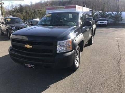 2012 Chevrolet Silverado 1500 for sale at Wilton Auto Park.com in Wilton CT