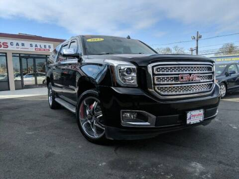 2015 GMC Yukon XL for sale at PAYLESS CAR SALES of South Amboy in South Amboy NJ
