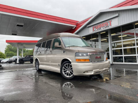 2014 GMC Savana Cargo for sale at Furrst Class Cars LLC  - Independence Blvd. in Charlotte NC
