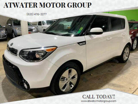 2016 Kia Soul for sale at Atwater Motor Group in Phoenix AZ