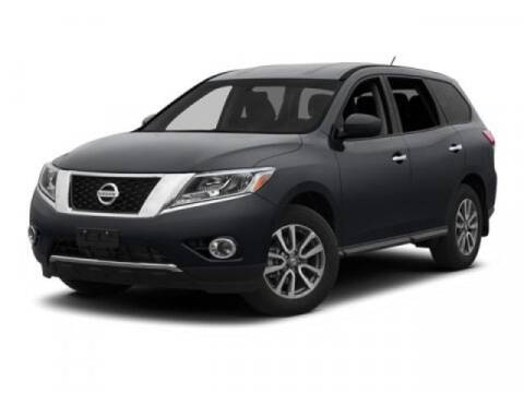 2013 Nissan Pathfinder for sale at SPRINGFIELD ACURA in Springfield NJ