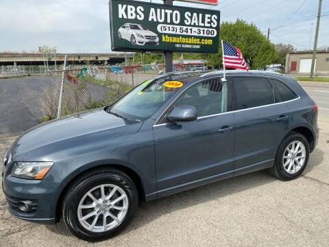 2009 Audi Q5 for sale at KBS Auto Sales in Cincinnati OH