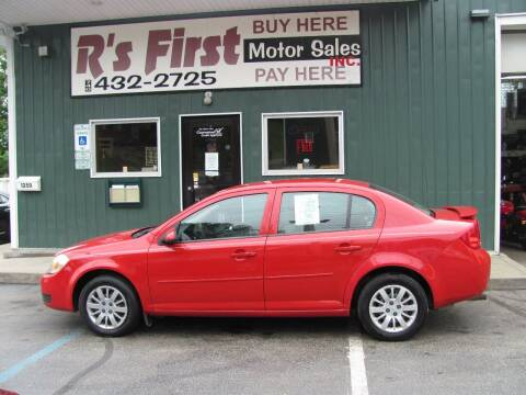 2010 Chevrolet Cobalt for sale at R's First Motor Sales Inc in Cambridge OH