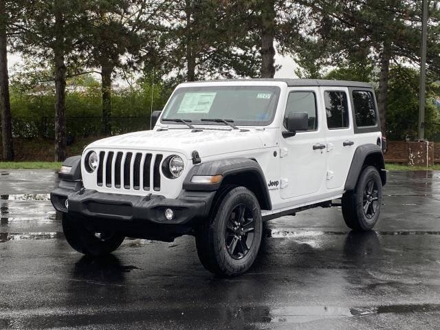 2021 Jeep Wrangler Unlimited for sale in Kalamazoo, MI