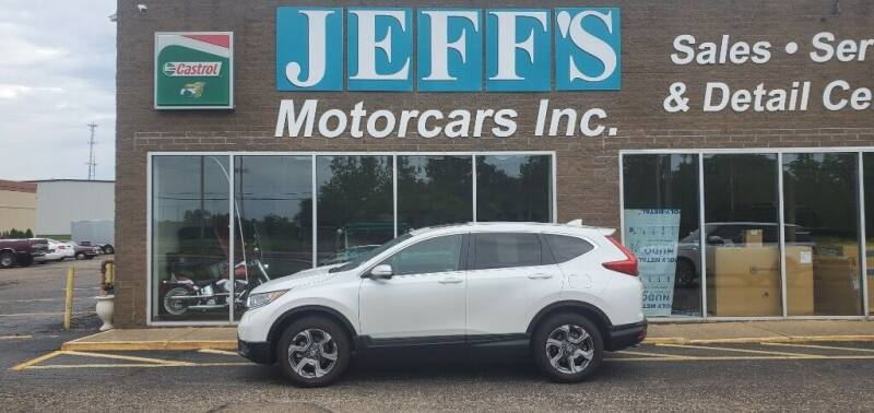 2019 Honda CR-V for sale in North Canton, OH