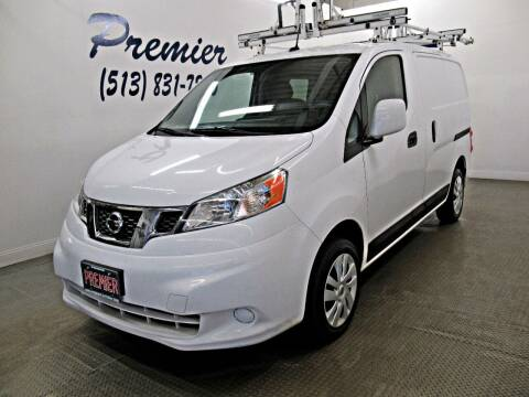 2016 Nissan NV200 for sale at Premier Automotive Group in Milford OH