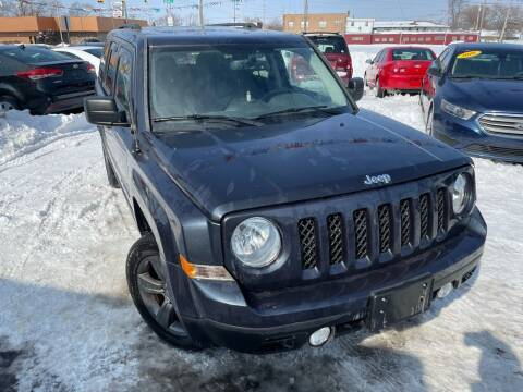 2015 Jeep Patriot for sale at Some Auto Sales in Hammond IN