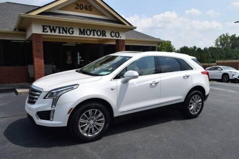 2018 Cadillac XT5 for sale at Ewing Motor Company in Buford GA