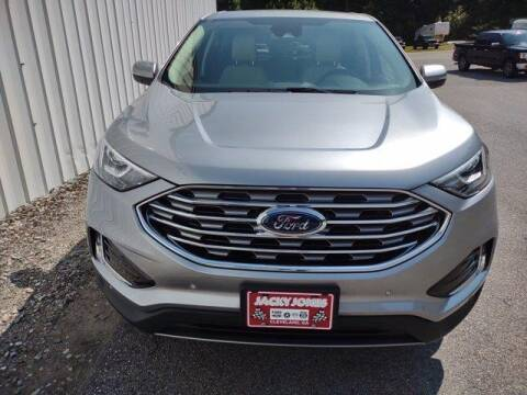 2021 Ford Edge for sale at CU Carfinders in Norcross GA