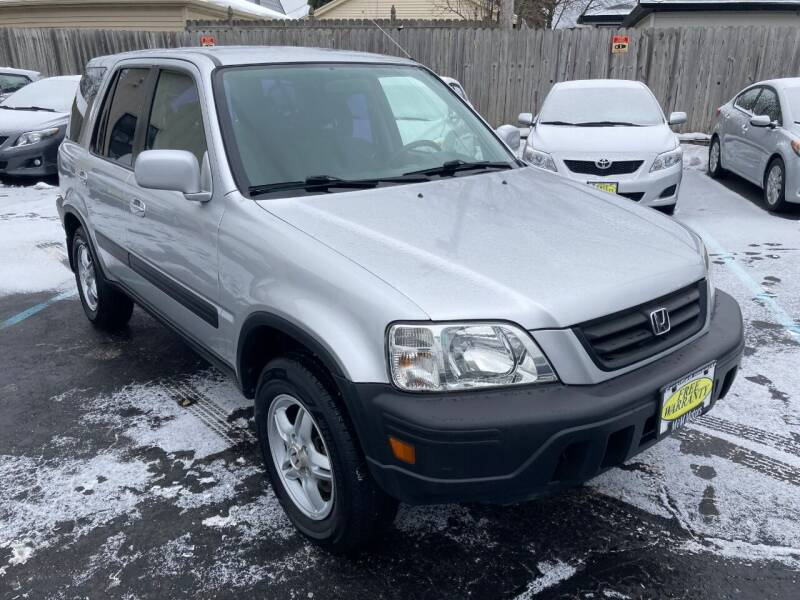 2000 Honda CR-V for sale at M & M Motors in West Allis WI