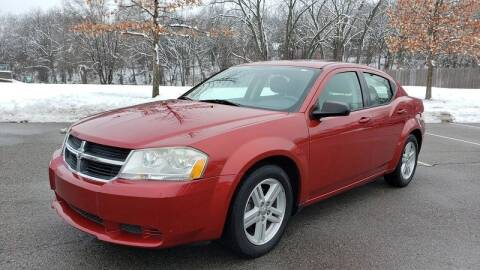 2008 Dodge Avenger for sale at Nationwide Auto in Merriam KS