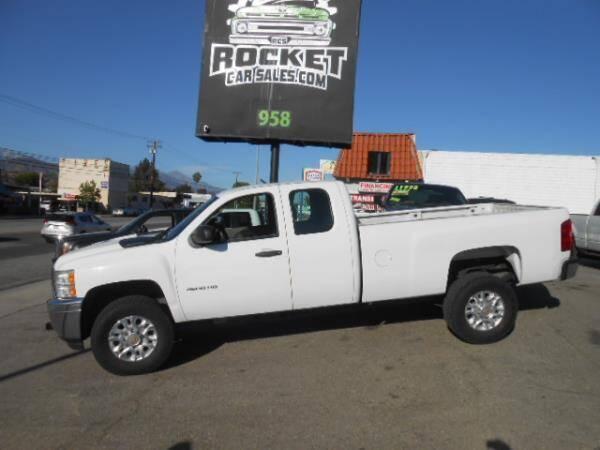 2013 Chevrolet Silverado 2500HD for sale at Rocket Car sales in Covina CA