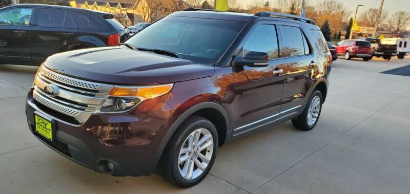 2011 Ford Explorer for sale at City Auto Sales in La Crosse WI