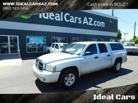 2007 Dodge Dakota for sale at Ideal Cars in Mesa AZ