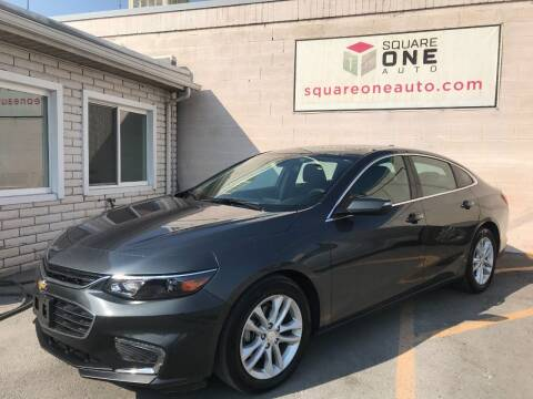 2018 Chevrolet Malibu for sale at SQUARE ONE AUTO LLC in Murray UT
