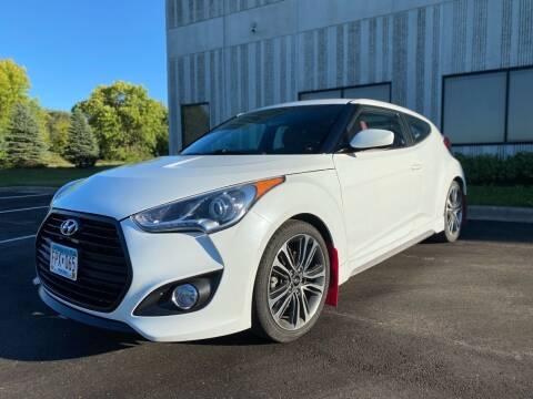 2016 Hyundai Veloster for sale at RUS Auto LLC in Shakopee MN