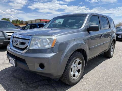 2011 Honda Pilot for sale at BERKENKOTTER MOTORS in Brighton CO