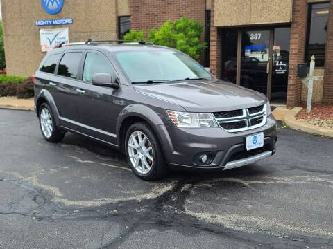 2014 Dodge Journey for sale at Mighty Motors in Adrian MI