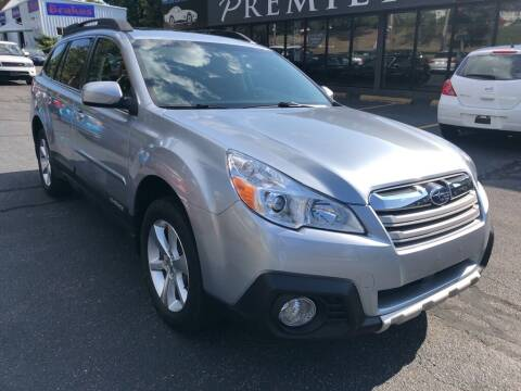 2013 Subaru Outback for sale at Premier Automart in Milford MA