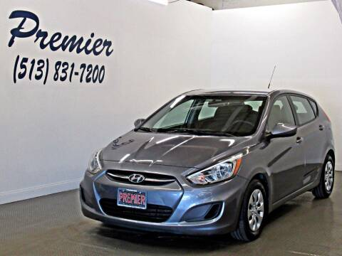 2017 Hyundai Accent for sale at Premier Automotive Group in Milford OH