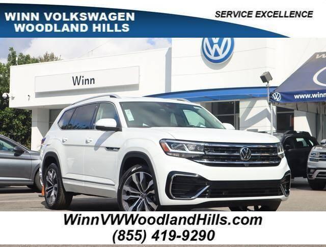 2022 Volkswagen Atlas for sale in Woodland Hills, CA