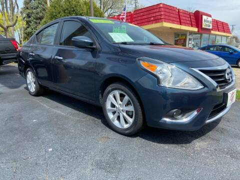 2015 Nissan Versa for sale at Stach Auto in Edgerton WI