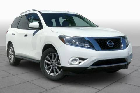 2016 Nissan Pathfinder for sale at CU Carfinders in Norcross GA