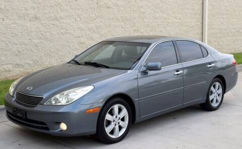2005 Lexus ES 330 for sale at Raleigh Auto Inc. in Raleigh NC