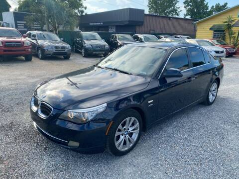 2010 BMW 5 Series for sale at Velocity Autos in Winter Park FL
