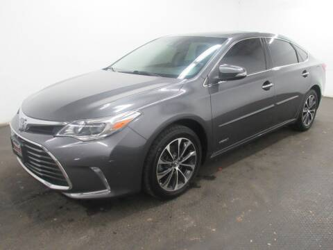 2018 Toyota Avalon Hybrid for sale at Automotive Connection in Fairfield OH
