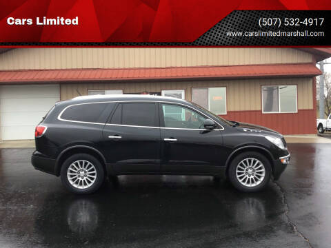 2011 Buick Enclave for sale at Cars Limited in Marshall MN