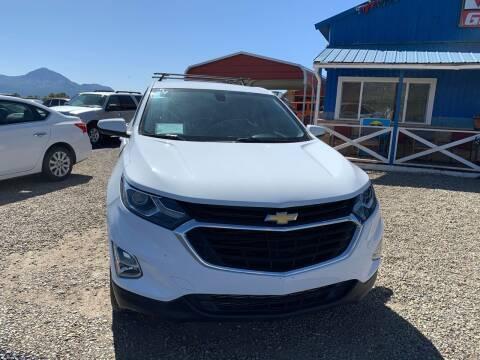 2018 Chevrolet Equinox for sale at 4X4 Auto in Cortez CO