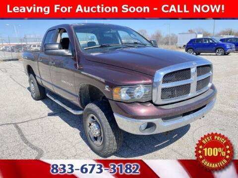 2005 Dodge Ram Pickup 2500 for sale at Glenbrook Dodge Chrysler Jeep Ram and Fiat in Fort Wayne IN