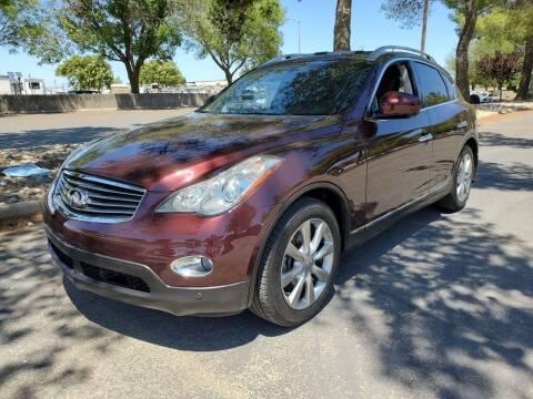 2012 Infiniti EX35 for sale at Matador Motors in Sacramento CA