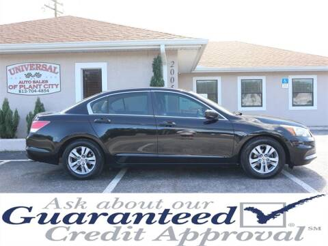 2012 Honda Accord for sale at Universal Auto Sales in Plant City FL