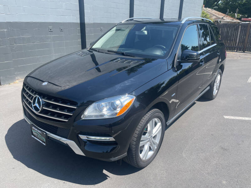 2012 Mercedes-Benz M-Class for sale in Lynnwood, WA