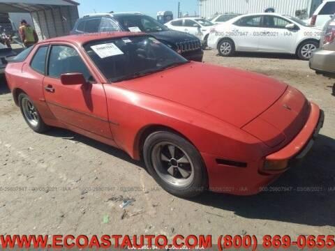 1983 Porsche 944 for sale at East Coast Auto Source Inc. in Bedford VA